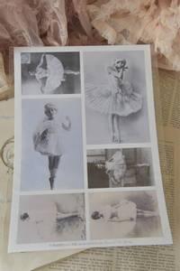 Bilde av Ark, nostalgiske ballett-piker